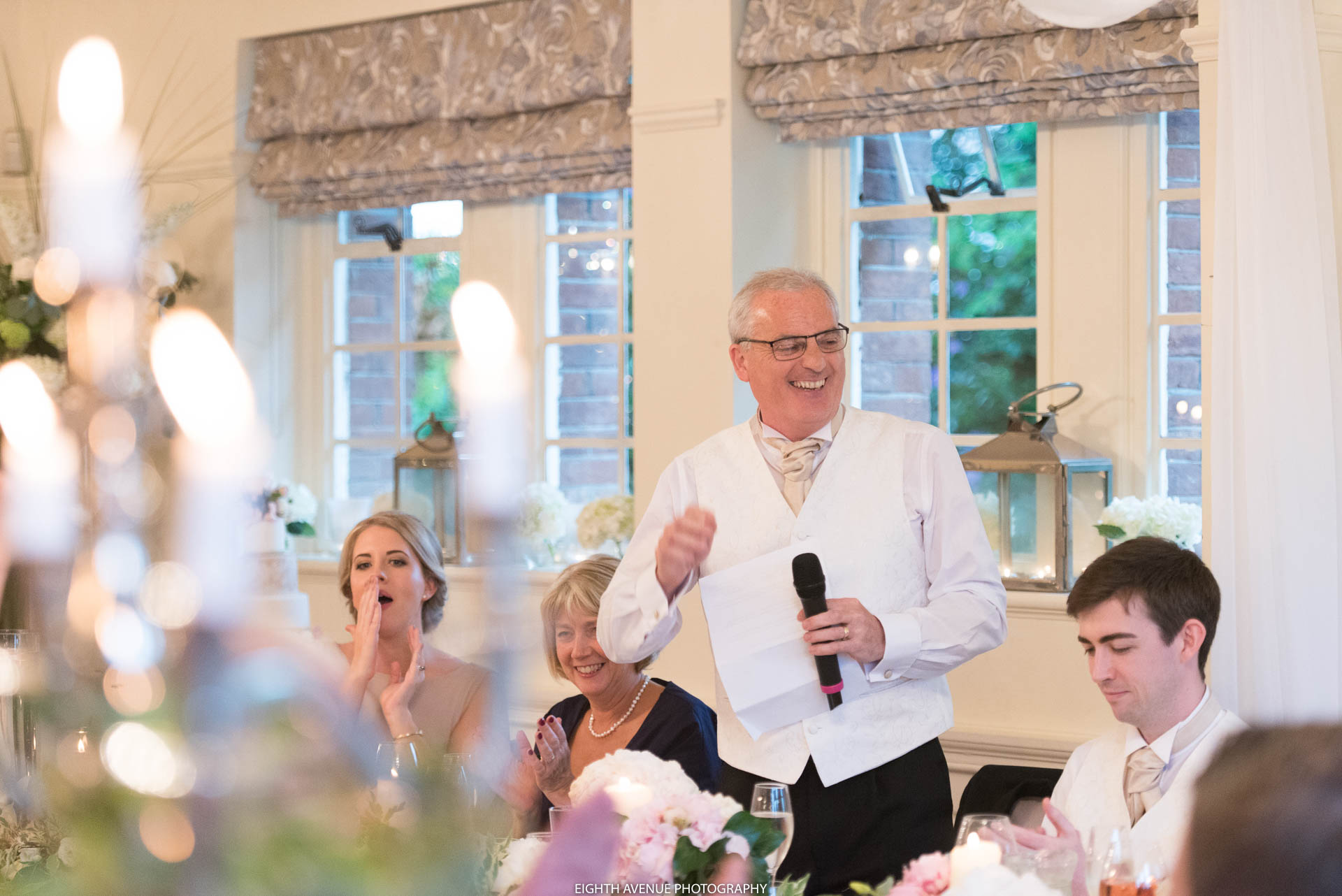 Father of bride speech