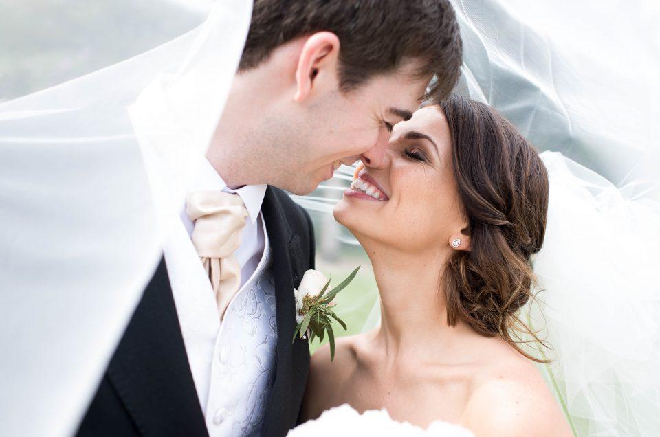 Rebecca and Joe's Wedding | Eaves Hall | Clitheroe