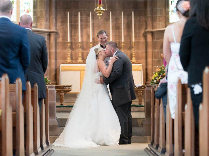 Blackpool wedding church