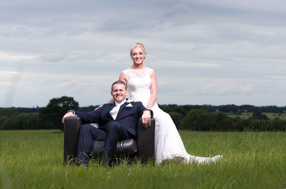 Nicola and Lee's Wedding | Beeston Manor | Preston