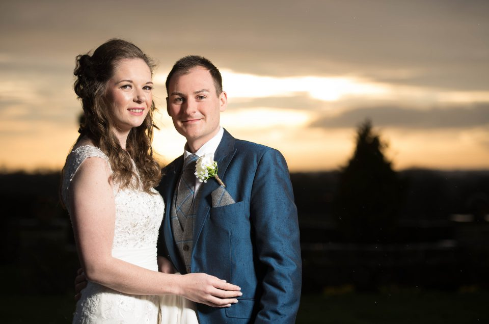 Sarah and Matt | Beeston Manor | Preston