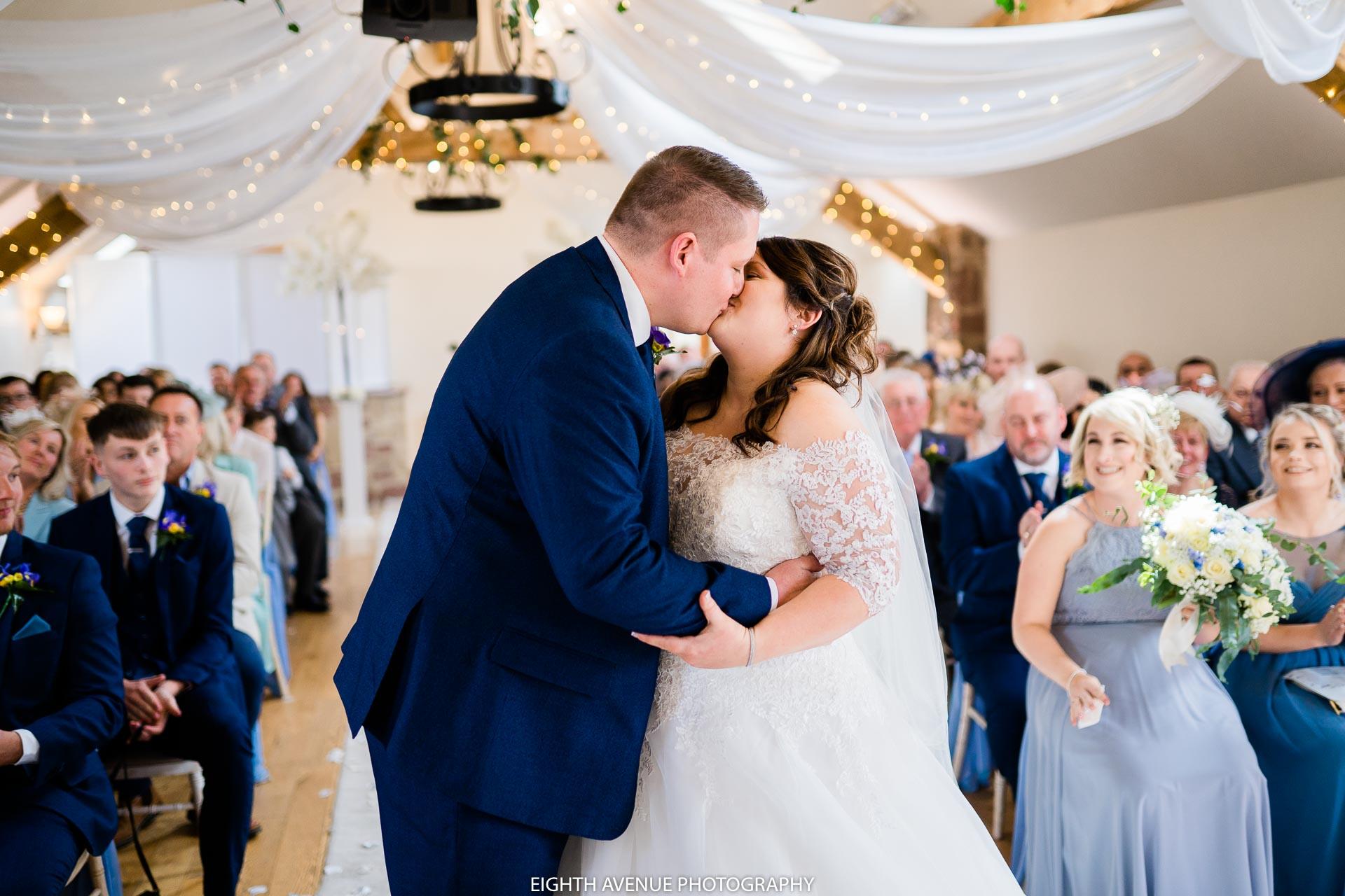 first kiss at Beeston Manor