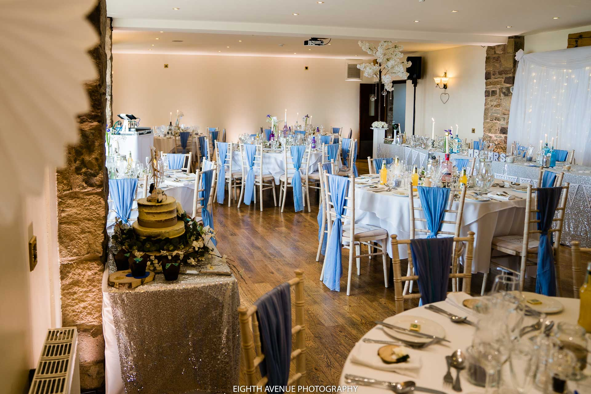 Beeston manor woodland room