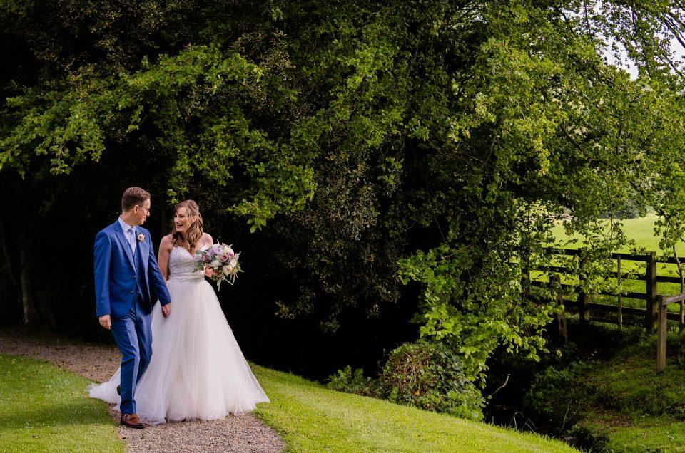 Mitton Hall Wedding Photographer - Steph and Matt