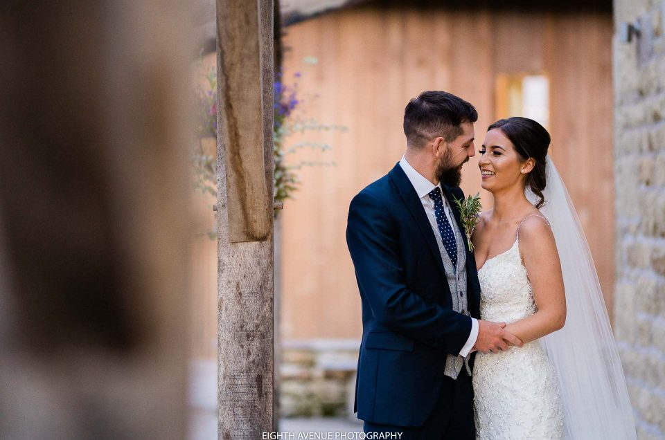 Sophie and Mark | The Out Barn | Clitheroe